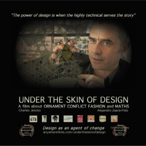r the skin of design Maths poster