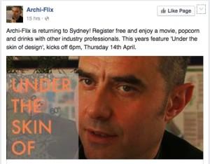FB - Sydney screening